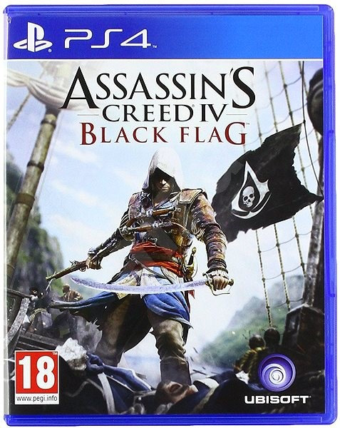 Assassin's Creed IV Black Flag PS5