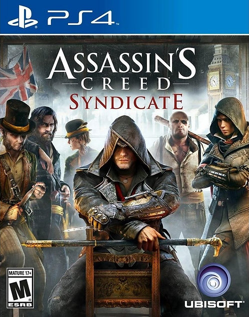 Assassin's Creed Syndicate PS5