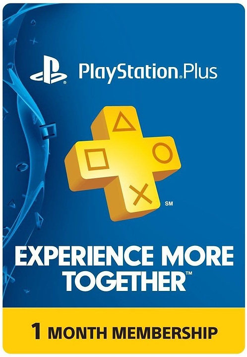 PlayStation Plus 1-Month Membership