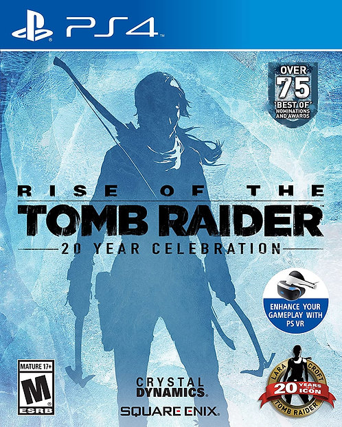 Rise of the Tomb Raider PS5