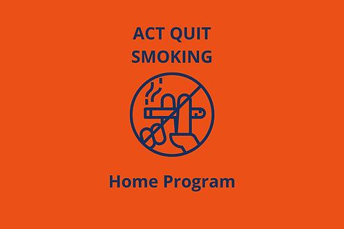 ACT Quit Smoking Program