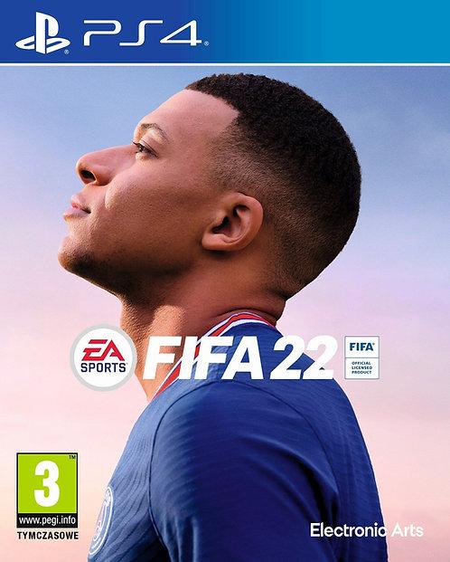 Pre-Order FIFA 22 PS4