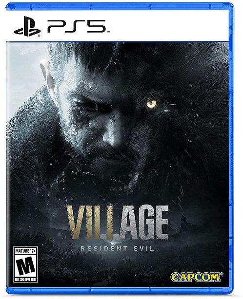 Resident Evil Village Next-Gen PS5