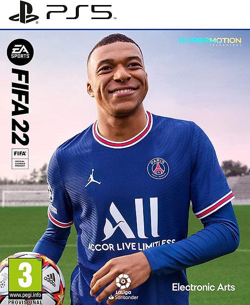 Pre-Order FIFA 22 Next-Gen PS5