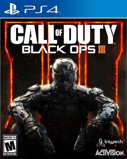 Call of Duty: Black Ops III  PS5