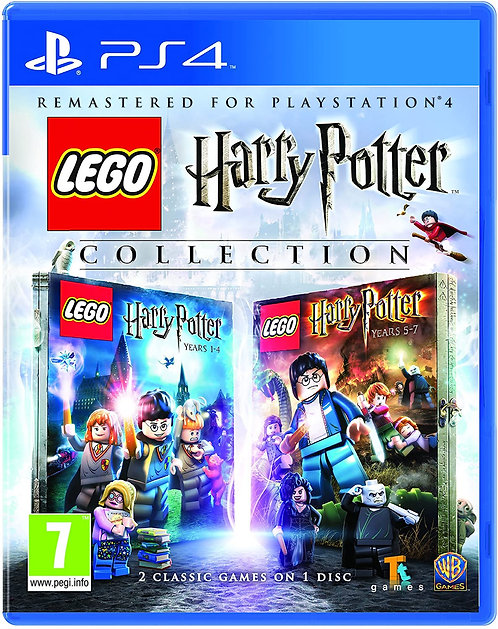 LEGO Harry Potter Collection PS5