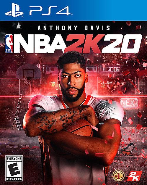 NBA 2K20 PS5