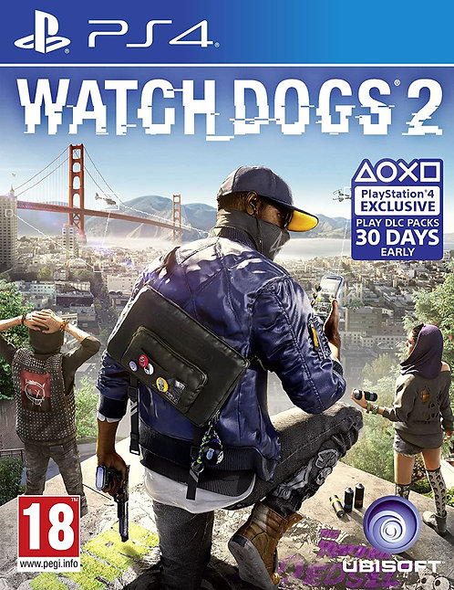 Watch Dogs 2 PS5