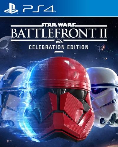 STAR WARS Battlefront II: Celebration Edition PS5