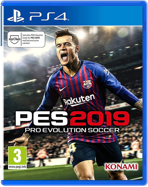 PES 2019 PS5