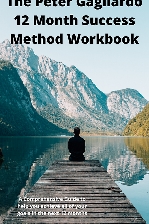 12 Month Success Method