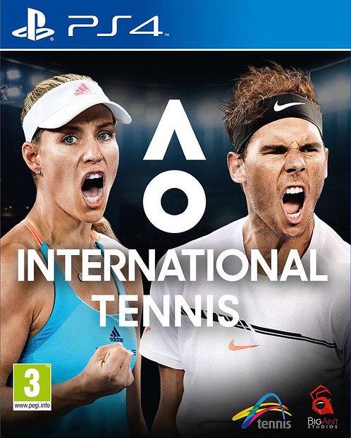 AO International Tennis PS5