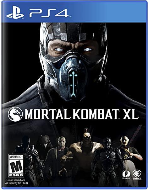 Mortal Kombat XL PS5