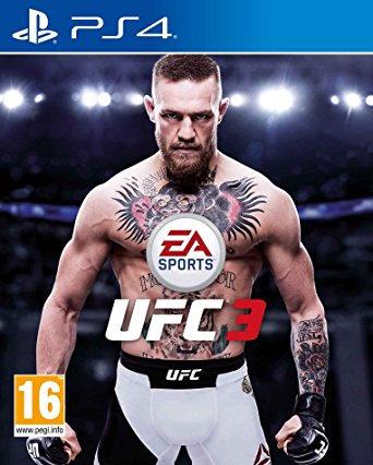 UFC 3 PS5