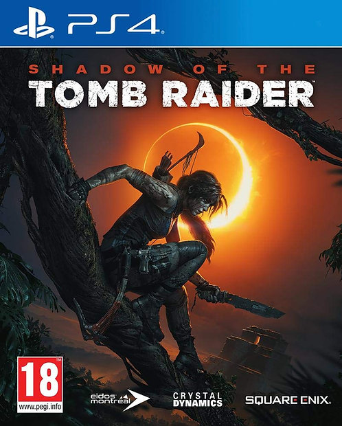 Shadow of the Tomb Raider PS5