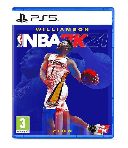 NBA 2K21 Next-Gen PS5