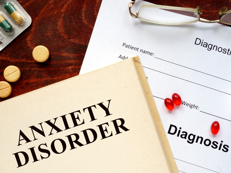 4 Signs That You Might Have an Anxiety Disorder