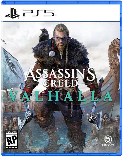 Assassin's Creed Valhalla Next-Gen PS5