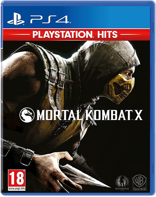 Mortal Kombat X PS5