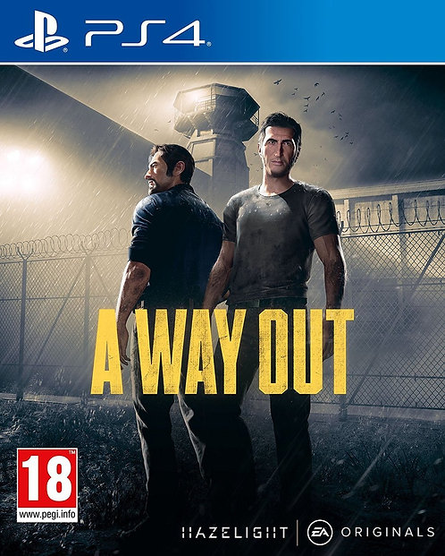 A Way Out PS5