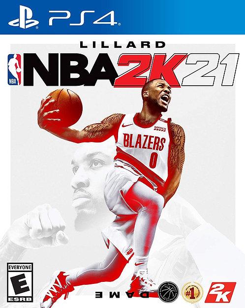 NBA 2K21 (PS4 Version) PS5