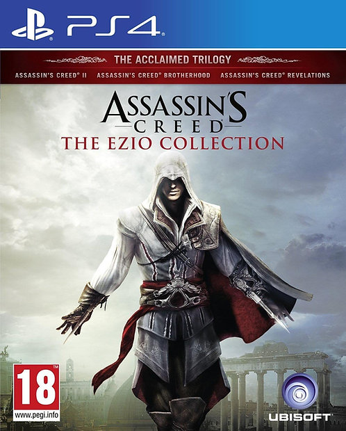 Assassin's Creed The Ezio Collection PS5