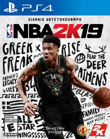 NBA 2K19 PS5