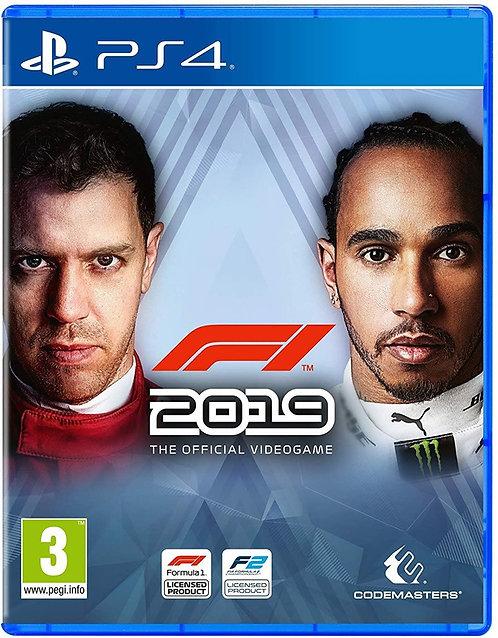 F1 2019 PS5