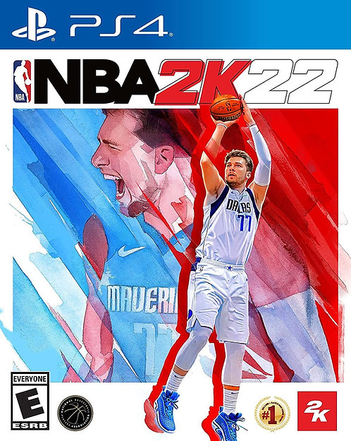 NBA 2K22 PS4