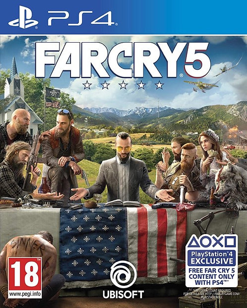 Far Cry 5 PS5