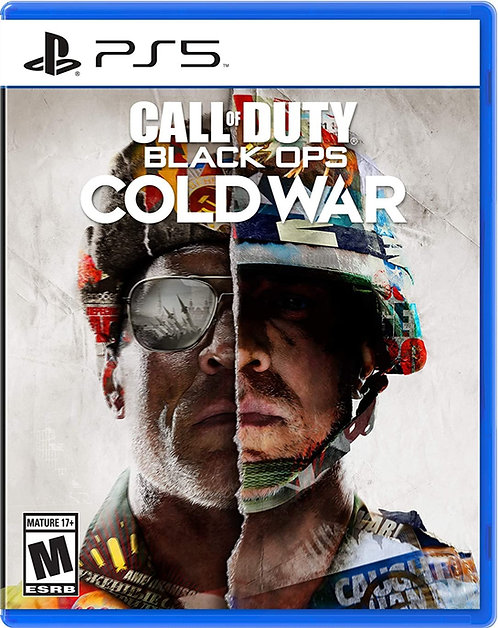 Call of Duty: Black Ops Cold War (PS4 Version) PS5