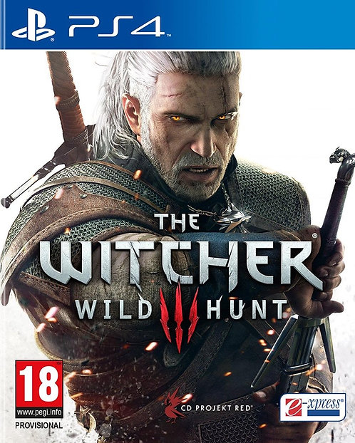 The Witcher 3: Wild Hunt PS5
