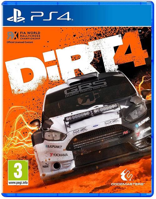 DiRT 4 PS5