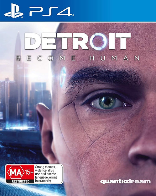 Detroit: Become Human PS5