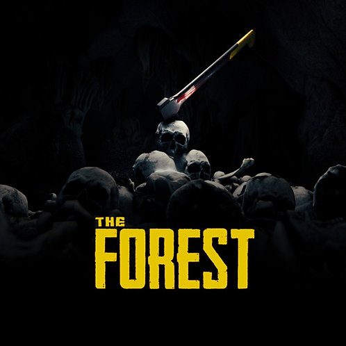 THE FOREST PS5