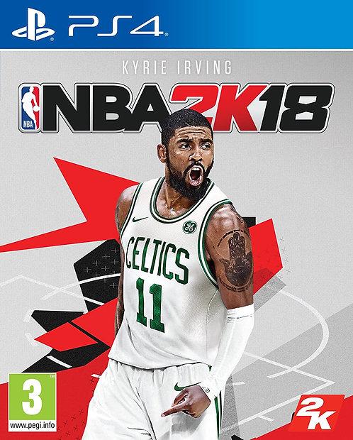 NBA 2K18 PS5