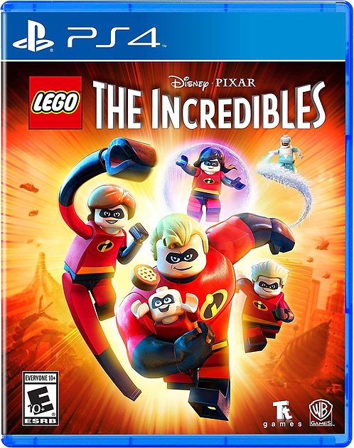 LEGO The Incredibles PS5