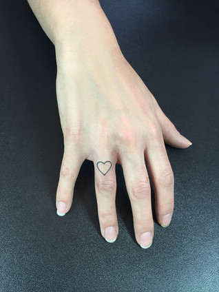 Tiny Tattoo Trend