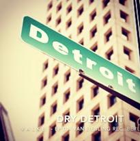 V A L K E . - DRY DETROIT - Van Liebling Rec.