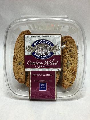 Biscotti Brothers - Cranberry Walnut Biscotti