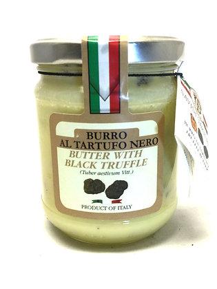 Burro Al Tartufo Nero - Butter with Black Truffle