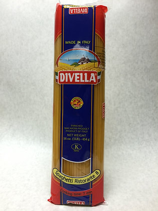 Divella - Spaghetti Ristorante