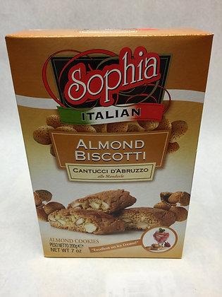Sophia - Almond Biscotti