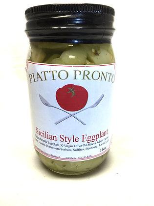 Piatto Pronto Sicilian Style Eggplant