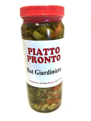 Piatto Pronto Hot Giardiniera
