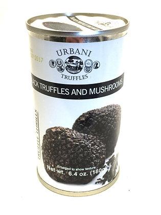 Urbani Truffles - Black Truffles and Mushrooms