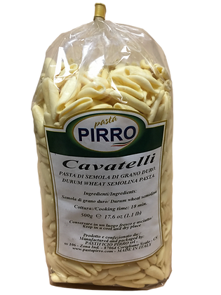 Pirro - Cavatelli