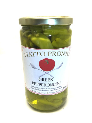 Piatto Pronto Greek Pepperoncini
