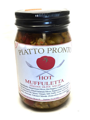 Piatto Pronto Hot Muffuletta Salad