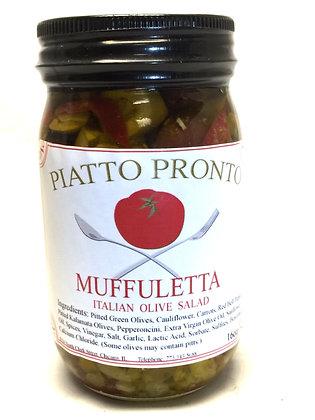 Piatto Pronto Muffuletta Salad